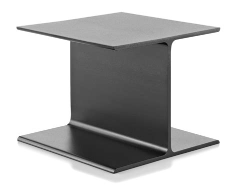 I Beam Table by I Beam Side Table Hivemodern