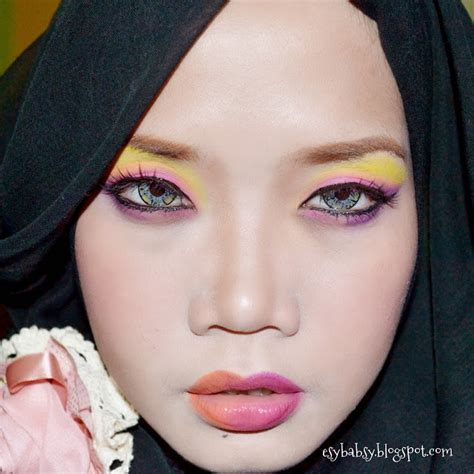 Eyeshadow Inez 07 lunatic vixen ibb makeup challenge july 2014 with the shop