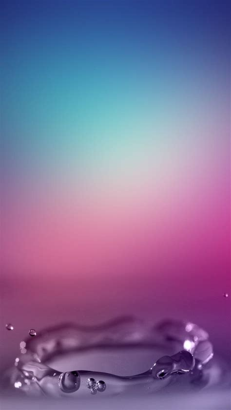 wallpaper animasi samsung galaxy v purple flame drop wallpaper samsung galaxy s7 edge by