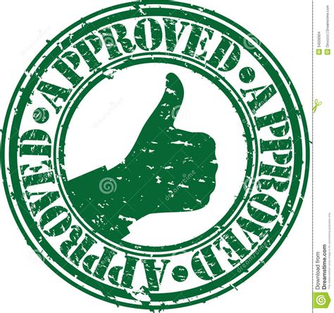 create rubber st image free st clipart seal approval pencil and in color st
