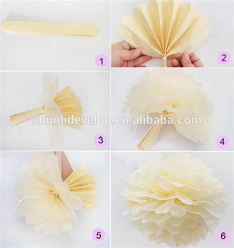 Paper Table Decorations To Make - how to make paper flowers for wedding decorations