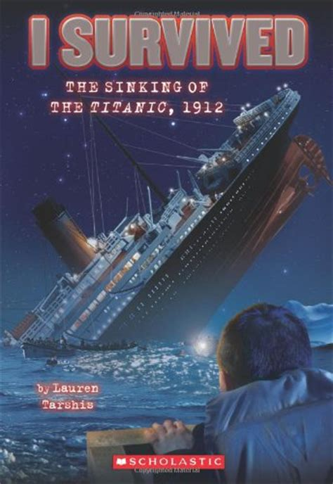Mrs Malecha S 40 Books I Survived The Sinking Of The