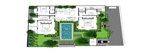 space at bali villa layout villa putih bali seminyak bali indonesia