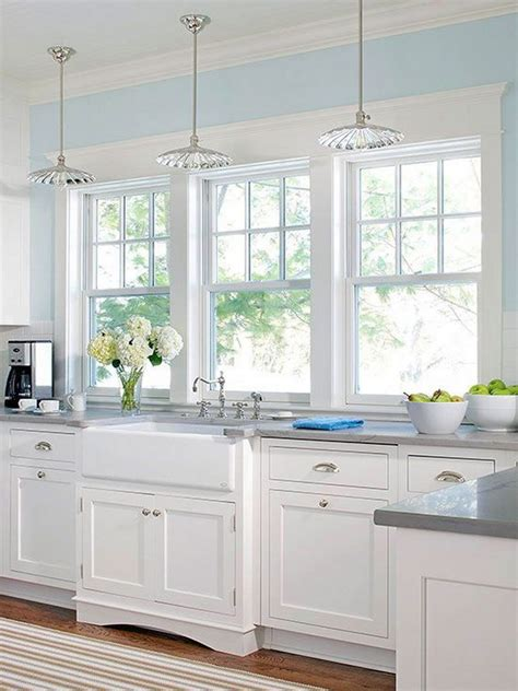 bright white kitchen cabinets 80 cool kitchen cabinet paint color ideas noted list