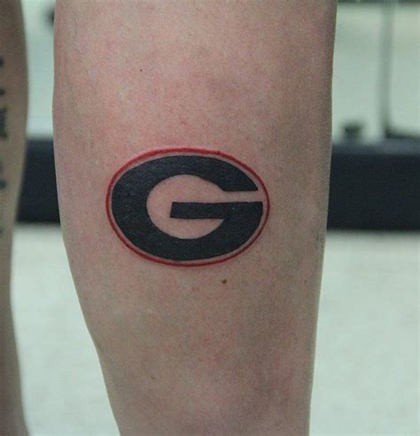 georgia bulldog tattoo designs 14 best images about bulldogs tattoos on