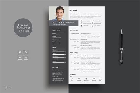 alluring resume design templates indesign about resume