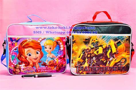 Tas Ultah Anak Kantong Depan Tas Souvenir Ultah souvenir ulang tahun anak murah tas 3 fungsi