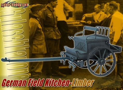 German Field Kitchen : Cyber Hobby: , 1 Stop Online