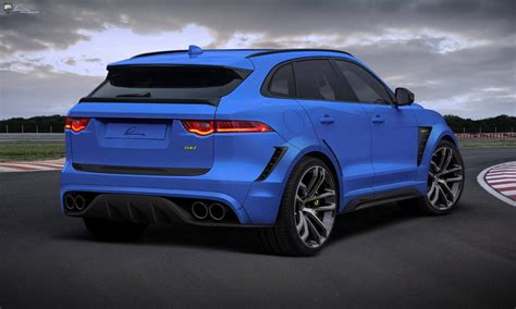 Jaguar Svr 2019 by 2019 Jaguar F Pace Svr Exterior Wallpapers New Car News