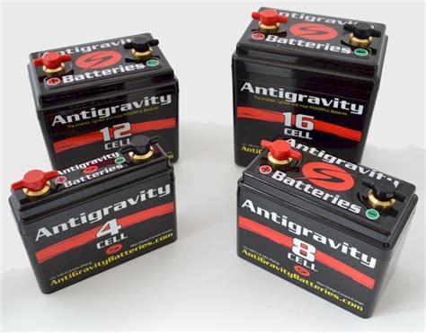 Motorrad Batterie Gewicht by Antigravity Light Weight Motorcycle Battery Batteries