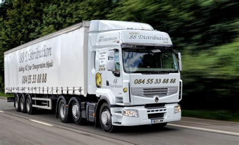 administration in plymouth plymouth based haulage firm 88 distribution goes into