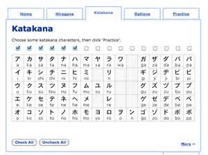image gallery katakana worksheet