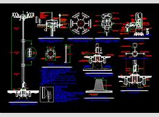 Electric Lighting Superpole DWG Block for AutoCAD ... Electrical Transformer Calculations