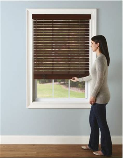 Cordless Blinds Levolor Cordless Wood Cloth Doors And More