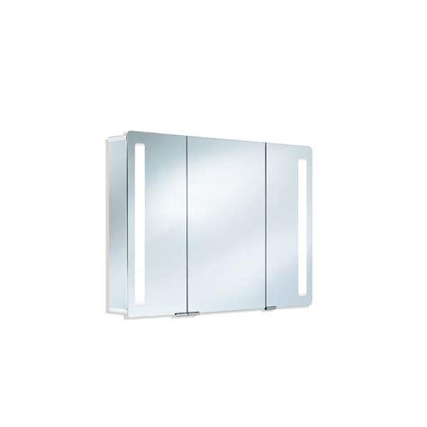 spiegelschrank aluminium badezimmer spiegelschrank hsk asp softcube 1050 alu korpus