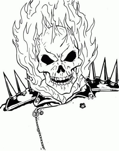 imagenes de una calavera con fuego calavera de fuego