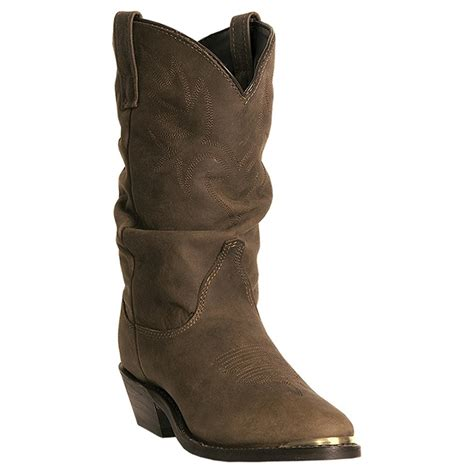 womens slouch boots s dingo marlee western slouch boots brown 591387
