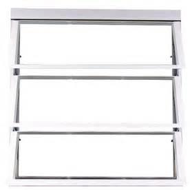 Metal Deck Awning Shop West Palm 800 Series Horizontal Aluminum Single Pane
