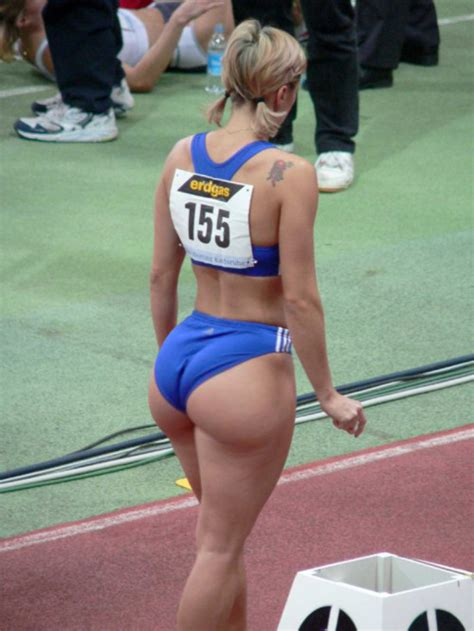 Gymnast Ass In Flex We Trust » (Fellas Check The Pic