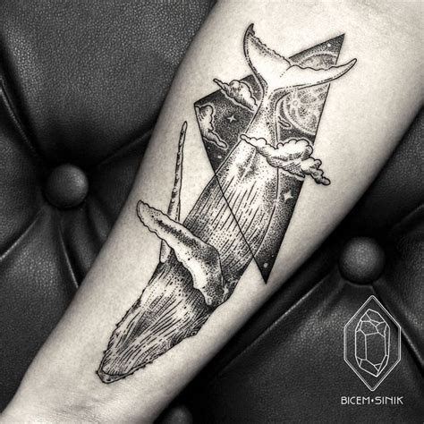 top 10 geometric and dot tattoo designs by bicem sinik
