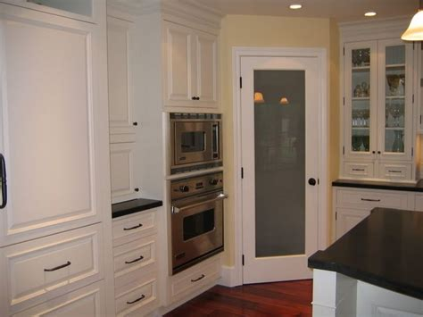 Kitchen Pantries Cabinets Corner Walk In Pantry View Of The Which I Love Interior
