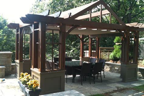 Pergola Roof Ideas What You Need To Know Shadefx Canopies Images Of Pergolas Design