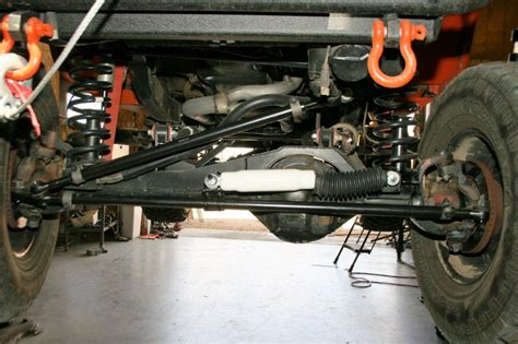 Jeep Steering Upgrade As The Wrangler Turns How And Why To Upgrade Your Jeep S