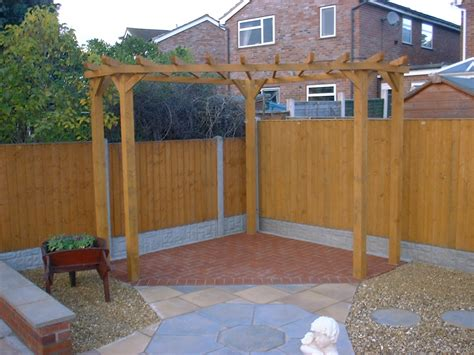 backyard pagoda pictures garden pagoda arches arbours service telford shropshire