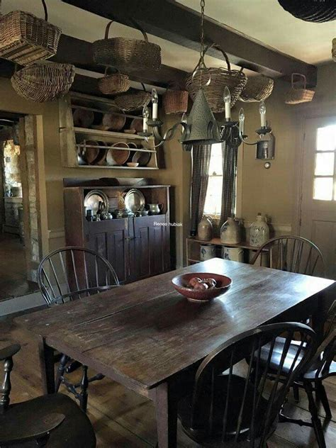 primitive dining room decor 10 best ideas about primitive dining rooms on