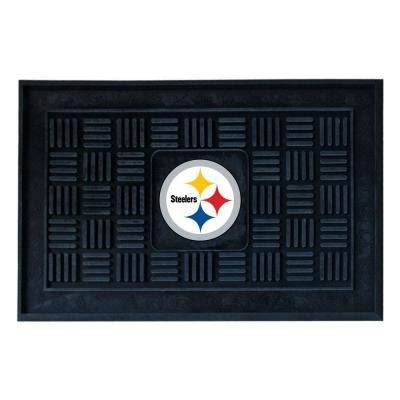 Steelers Doormat fanmats pittsburgh steelers 18 in x 30 in door mat 11455 the home depot