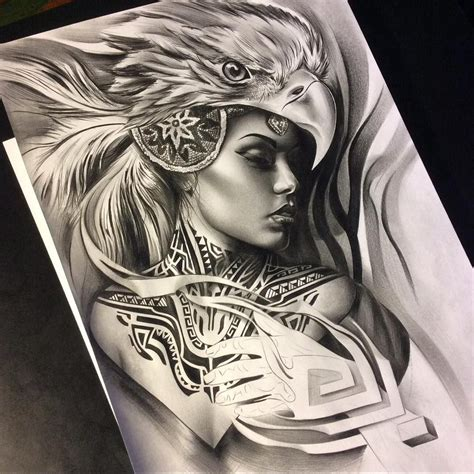 tattoo girl drawing see this instagram photo by tattoospooky d 846 likes