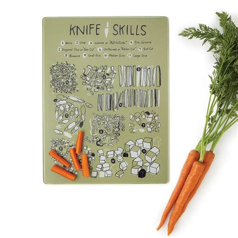 kitchen knife skills techniques for carving boning slicing chopping dicing mincing filleting books knife skills cutting board cooking illustrated