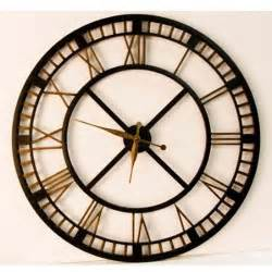 Large Wall Clocks Plushemisphere Ornamenting Your Home With Big Wall Clocks