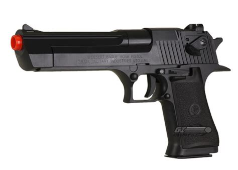 Airsoft Gun Desert Eagle desert eagle blowback pistol airsoft gun licensed by cybergun by