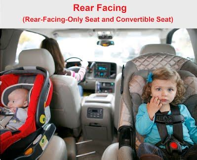 age limit for car seat rear facing car seat basics science crash dynamics