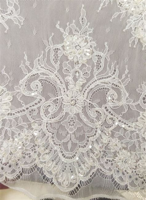 beaded lace aliexpress buy luxury bridal dress lace material