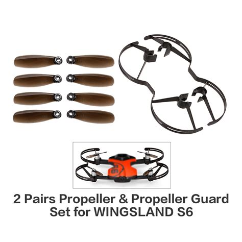Best Quality Tovsto Propeller 5045 1 Set 2pair 2 pairs spare propeller 2pcs propeller protective guarding
