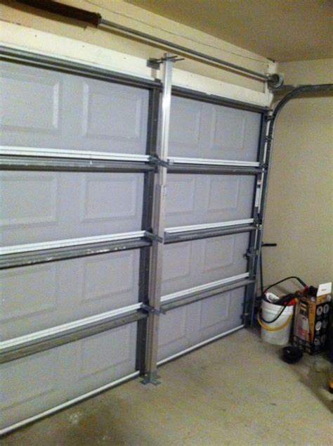 Garage Door Hurricane Brace Garage Door Braces Nu Code Shutters