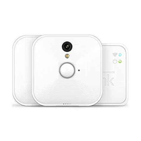 blink home security system with motion detection