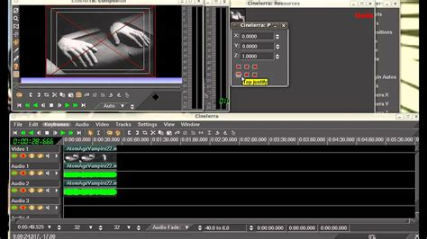 Tutorial For Video Editing | part 1 basic cinelerra tutorial free video editor for