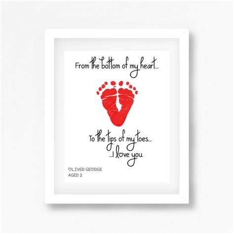 valentines gifts for dads s gift for from baby new
