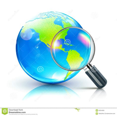 Global Search Free Global Search Concept Stock Photos Image 25254363