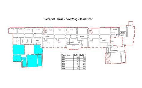 east wing floor plan somerset house east wing floor plan escortsea