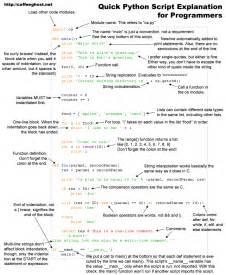 python script explanation for programmers python