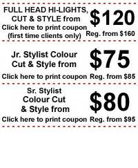haircut deals newmarket mane salon spa aurora hair aurora hair stylist