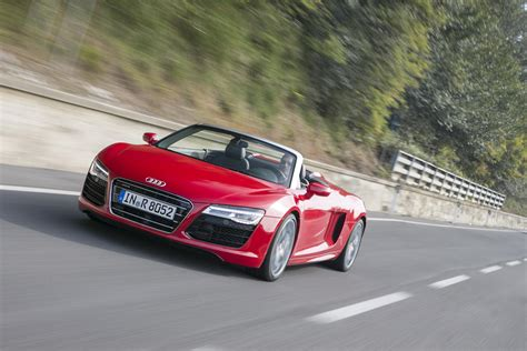 Audi R8 Dimensions by 2014 Audi R8 Spyder V10 Technical Specifications And Data