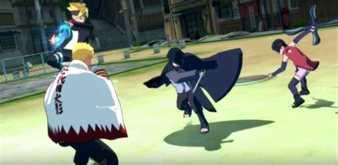 Jubah Hokage gambar terbaru dalam jubah hokage ketujuh dan sasuke wandering shinobi halaman 3