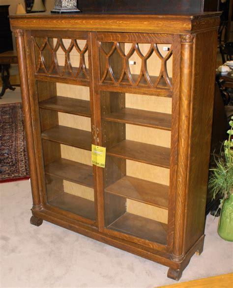 oak bookcases for sale oak empire revival bookcase for sale antiques com