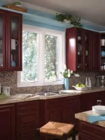 Kitchen window treatment ideas kitchen a