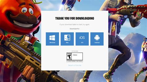 install  play fortnite battle royale   pc